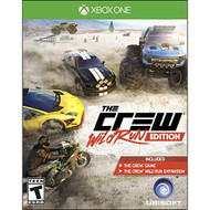 The Crew Wild Run Edition For Xbox One - EE710568