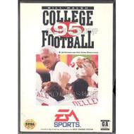 Bill Walsh College Football '95 For Sega Genesis Vintage - EE710585