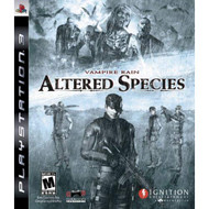 Vampire Rain: Altered Species For PlayStation 3 PS3 - EE710695