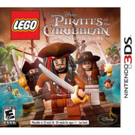 Lego Pirates Of The Caribbean Nintendo For 3DS Disney - EE710699