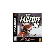 NHL Faceoff 98 For PlayStation 1 PS1 Hockey With Manual and Case - EE710731