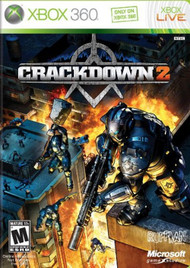 Crackdown 2 Game Microsoft For Xbox 360 - EE710752