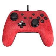 PowerA Wired Controller Plus Super Mario Nintendo Switch Red Gamepad - EE710797