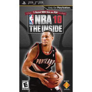 NBA 10 Sony For PSP UMD Basketball With Manual And Case - EE710817