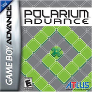 Polarium Advance For GBA Gameboy Advance Strategy - EE710914
