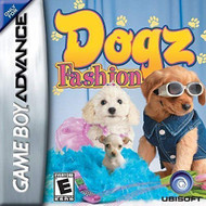 Dogz Fashion For GBA Gameboy Advance - EE710915
