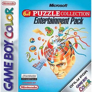 Microsoft Puzzle Collection Entertainment Pack On Gameboy Color - EE710927