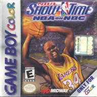 NBA Showtime Game Boy Color On Gameboy Color Basketball - EE710924