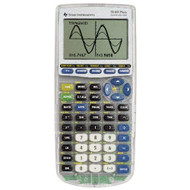 Texas Instruments TI-83-PLUS Silver Edition Calculator Handheld - EE710968