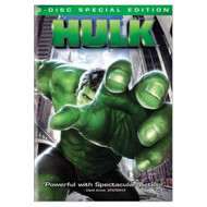 Hulk 2 Disc Full Screen Special Edition On DVD With Eric Bana - EE711009