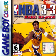 NBA 3 On 3: Featuring Kobe Bryant On Gameboy Color Basketball - EE711018