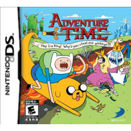 Adventure Time: Hey Ice King! Why'd You Steal Our Garbage For Nintendo - EE711045