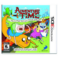 Adventure Time: Hey Ice King! Why'd You Steal Our Garbage?!! Nintendo - EE711048