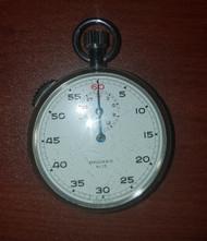 Brenet No 15 Stopwatch Watch - EE711246