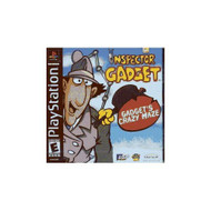 Inspector Gadget: Gadget's Crazy Maze For PlayStation 1 PS1 With - EE711355