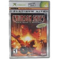 Crimson Skies: High Road To Revenge Platinum Hits Xbox For Xbox - EE711372