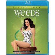 Weeds: Season 4 Blu-Ray On Blu-Ray With Mary-Louise Parker Comedy - EE711453