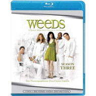 Weeds: Season 3 Blu-Ray On Blu-Ray With Mary-Louise Parker - EE711457