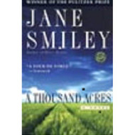 A Thousand Acres By Jane Smiley And C J Critt Narrator On Audio - EE711474
