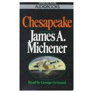 Chesapeake By James A Michener On Audio Cassette - EE711522