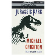 Jurassic Park By Michael Crichton And John Heard Reader On Audio - EE711532
