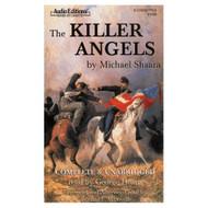 The Killer Angels: Unabridged By Michael Shaara And George Hearn - EE711564