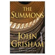 The Summons John Grisham By John Grisham And Michael Beck Reader On - EE711567