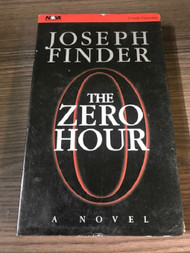 The Zero Hour Nova Audio Books By Joseph Finder And J Charles Reader - EE711581