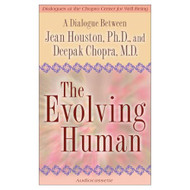 The Evolving Human By Deepak Chopra Md On Audio Cassette - EE711587