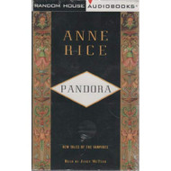 Pandora By Anne Rice And Kate Reading Narrator On Audio Cassette - EE711591