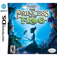 Princess And Frog For Nintendo DS DSi 3DS 2DS Disney - EE711688