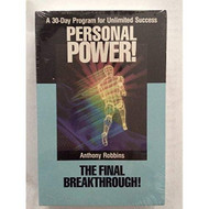 Personal Power Volume 10 Final Breakthrough By Anthony Robbins On - EE711722