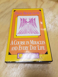 A Course In Miracles And Every Day Life/audio Cassette By Diane Brook - EE711732