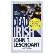 Dead Irish Dismas Hardy By John Lescroart And Tony Goldwyn Reader On - EE711734