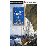 Post Captain Aubrey-Maturin By Patrick O'brian And Robert Hardy Reader - EE711743
