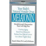 Melatonin: Natural Wonder Drug: Combat Aging Boost Immunity Reduce - EE711800