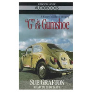 G Is For Gumshoe Sue Grafton By Sue Grafton And Judy Kaye Reader On - EE711804