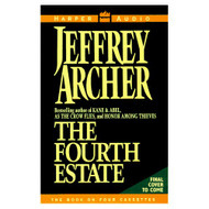 The Fourth Estate By Jeffrey Archer And Martin Jarvis Reader On Audio - EE711933