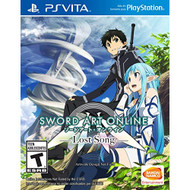 Sword Art Online: Lost Song PlayStation Vita For Ps Vita RPG - EE711951