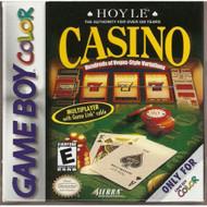 Hoyle Casino Game On Gameboy - EE711957