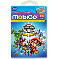 Mobigo Software Super Hero Squad For Vtech - EE711965