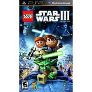 Lego Star Wars III The Clone Wars Sony For PSP UMD - EE711969