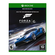 Forza Motorsport 6 For Xbox One Racing - EE711974