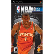 NBA 08: Block Party Sony For PSP UMD Basketball With Manual and Case - EE712005