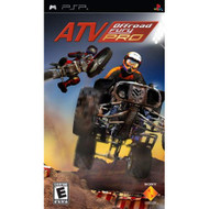 ATV Offroad Fury Pro Sony For PSP UMD Racing With Manual and Case - EE712009