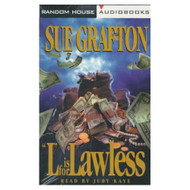 L Is For Lawless Sue Grafton By Sue Grafton And Judy Kaye Reader On - EE712021