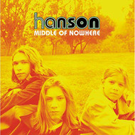 Middle Of Nowhere By Hanson Performer On Audio CD Album 1997 - EE712180