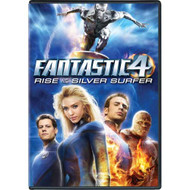 Fantastic Four: Rise Of The Silver Surfer On DVD With Jessica Alba - EE712192