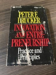 Innovation And Entrepreneurship: Practice And Principles By Peter - EE712254