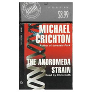 The Andromeda Strain By Michael Crichton On Audio Cassette - EE712297